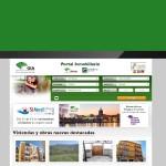 Portal inmobiliario de Unicaja