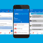 App Oncomparte – Red colaborativa