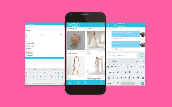 App Wedd – Planificador de bodas